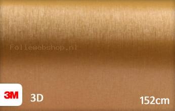 3M 1080 BR241 Brushed Gold folie