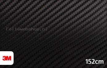 3M 1080 CFS12 Carbon Fiber Black folie