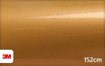3M 1080 G241 Gloss Gold Metallic folie