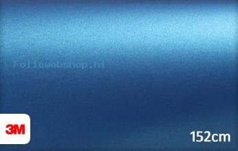 3M 1080 M227 Matte Blue Metallic folie