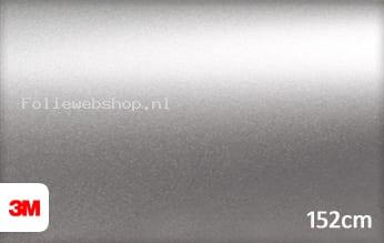 3M 1080 S120 Satin White Aluminium folie
