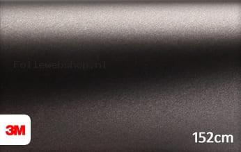 3M 1380 M221 Matte Charcoal Metallic folie