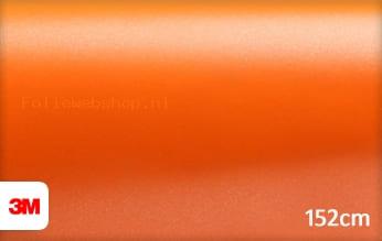 3M 1380 S284 Satin Autumn Orange folie