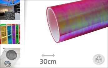 Flipflop roze lampen folie