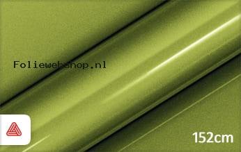 Avery SWF Acid Green Gloss Metallic folie