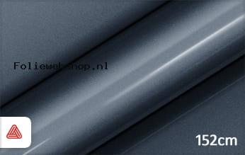 1 mtr Avery SWF Grey Blue Satin Metallic