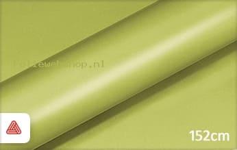 Avery SWF Yellow Green Matte Metallic folie