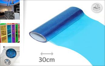 10 mtr Blauw tint