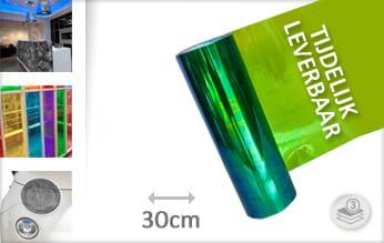 1 mtr Flipflop groen tint