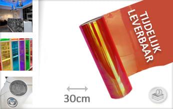 1 mtr Flipflop rood tint