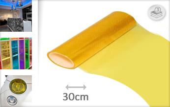 10 mtr Geel tint