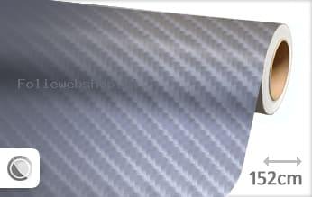 Grijs 4D carbon folie