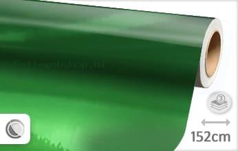 Groen chroom folie