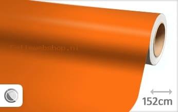 Mat oranje folie