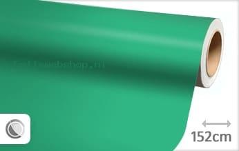 Mat turquoise folie