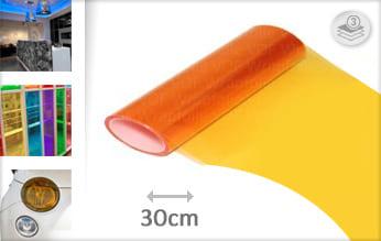 10 mtr Oranje tint