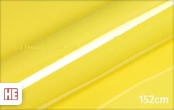 Hexis HX20108B Lemon Yellow Gloss folie