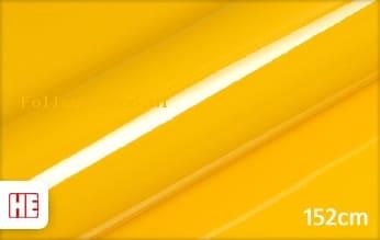 Hexis HX20123B Daffodil Yellow Gloss folie