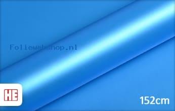 Hexis HX20219S Ara Blue Metallic Satin folie