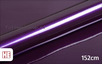 Hexis HX20352B Elderberry Purple Gloss folie