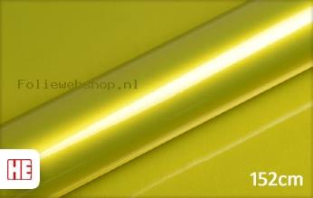 Hexis HX20558B Yellow Metallic Gloss folie