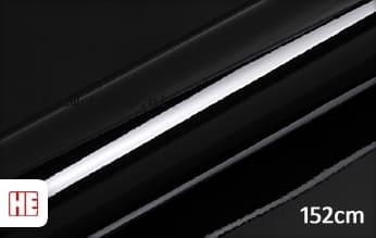 Hexis HX20890B Deep Black Gloss folie