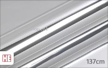 Hexis HX30SCH01B Super Chrome Silver Gloss folie