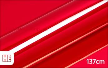 Hexis HX30SCH02B Super Chrome Red Gloss folie