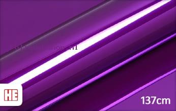 Hexis HX30SCH06B Super Chrome Purple Gloss folie