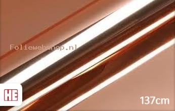 Hexis HX30SCH12B Super Chrome Rose Gold Gloss folie